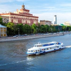 Фотографии с Москвы-реки, фото 8