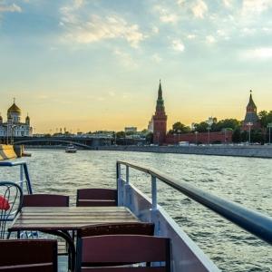 Фотографии с Москвы-реки, фото 2