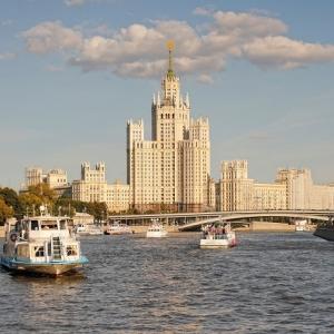 Фотографии с Москвы-реки, фото 10