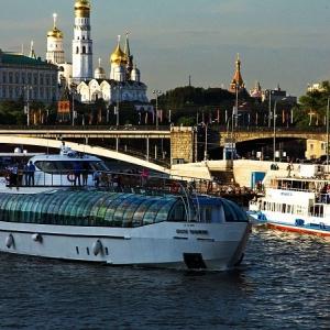 Фотографии с Москвы-реки, фото 4